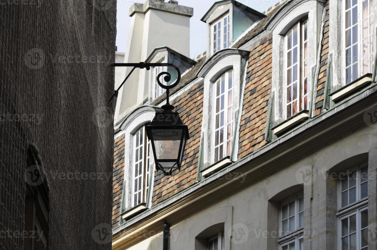 gevels van Parijs foto