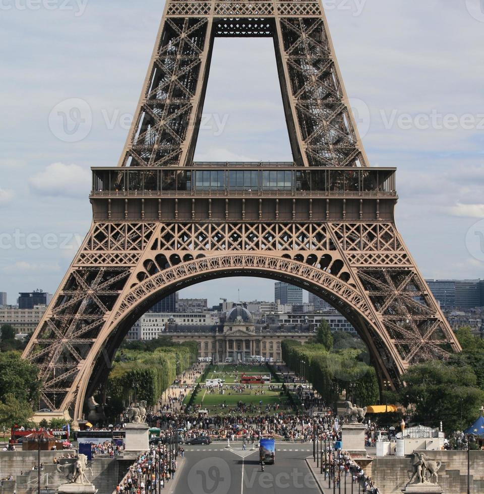 Eiffeltoren, Parijs. foto