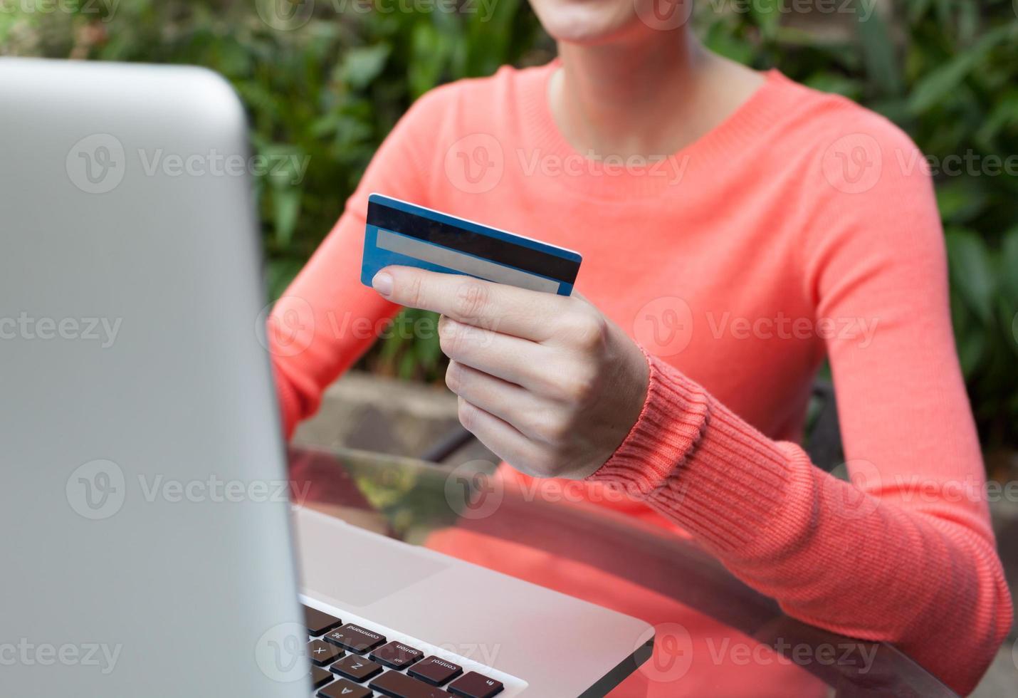 online winkelen foto