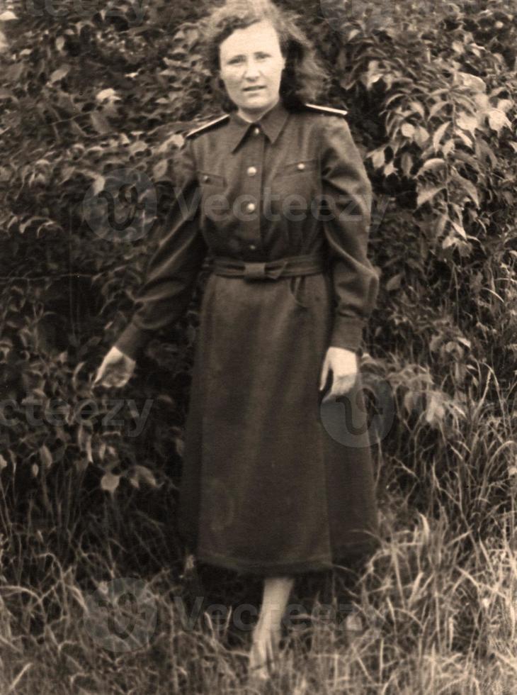 vintage portret foto