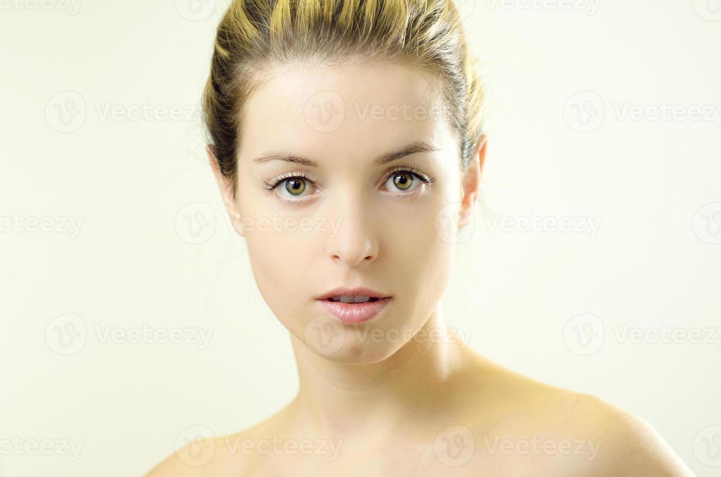 jeugdig portret foto