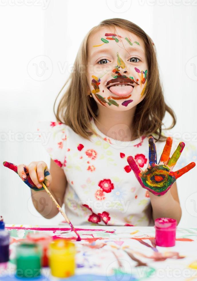 kinderen portret foto
