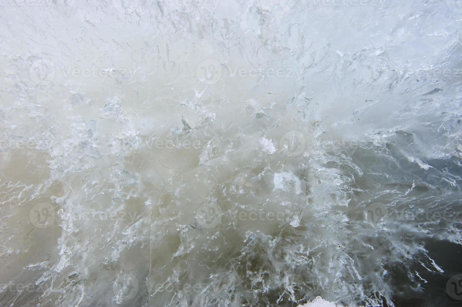 ijs. detailopname. foto