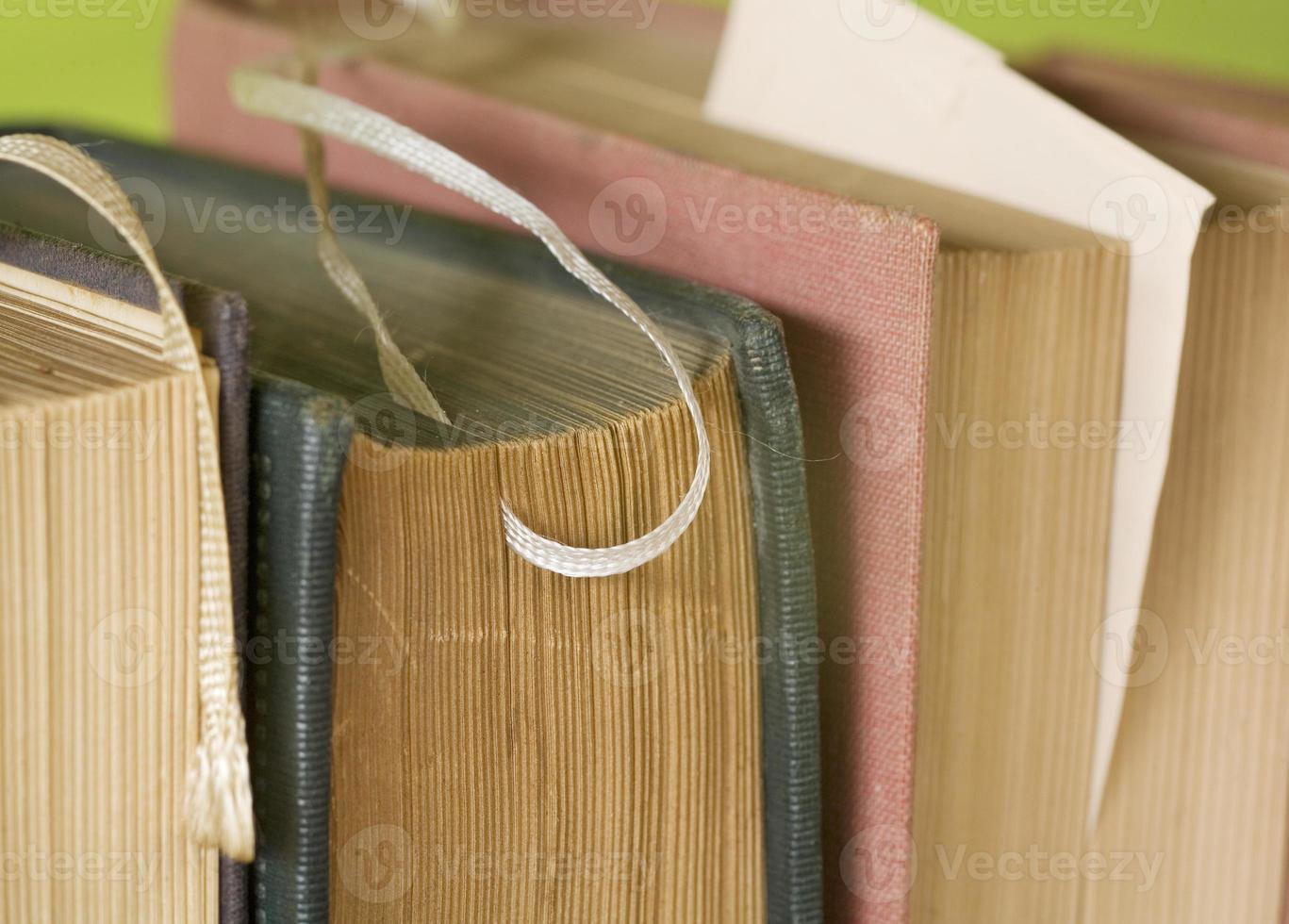 boeken close-up foto