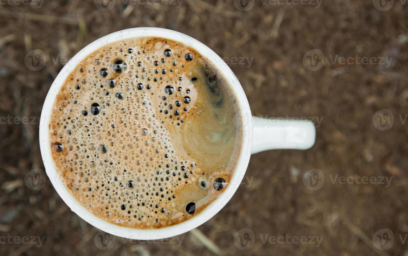koffie close-up foto