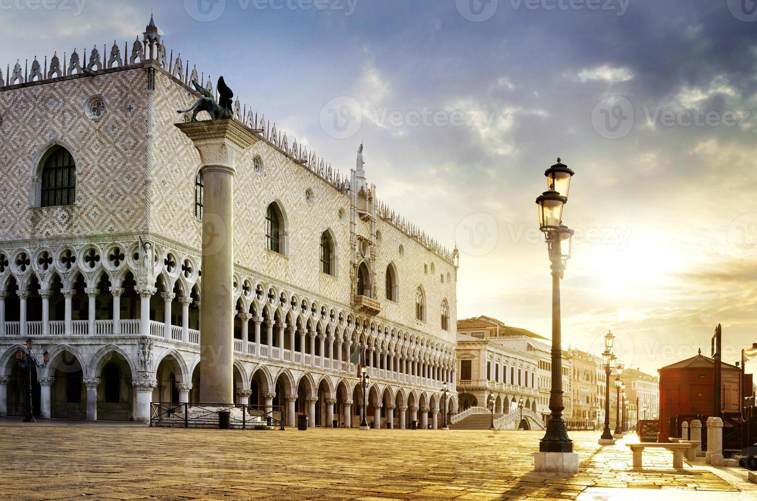 San Marcoplein Venetië foto