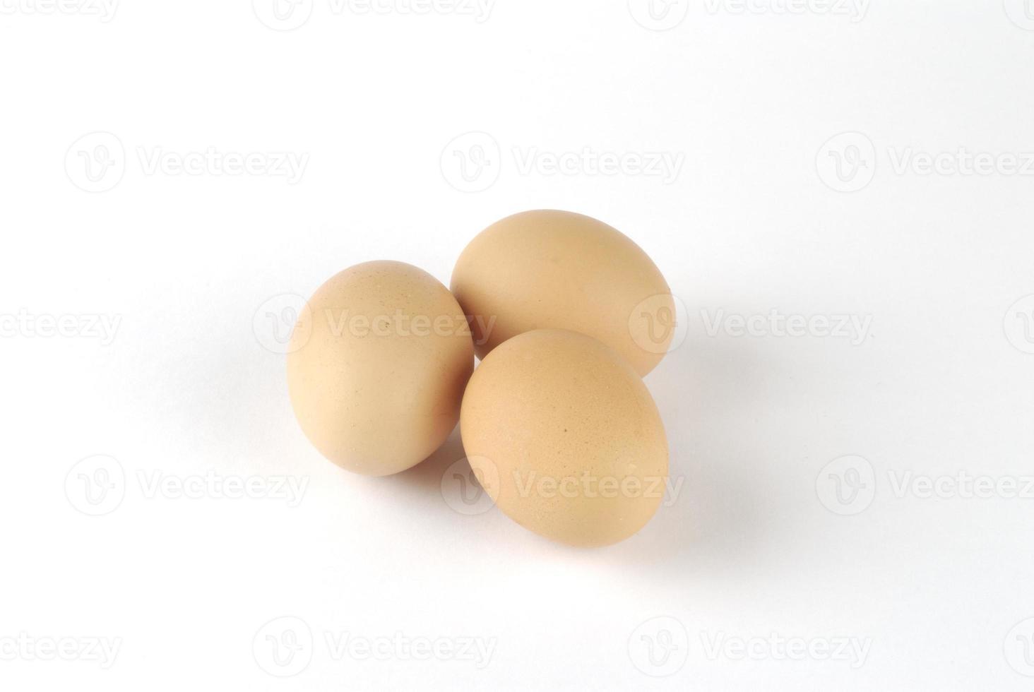 drie eieren foto