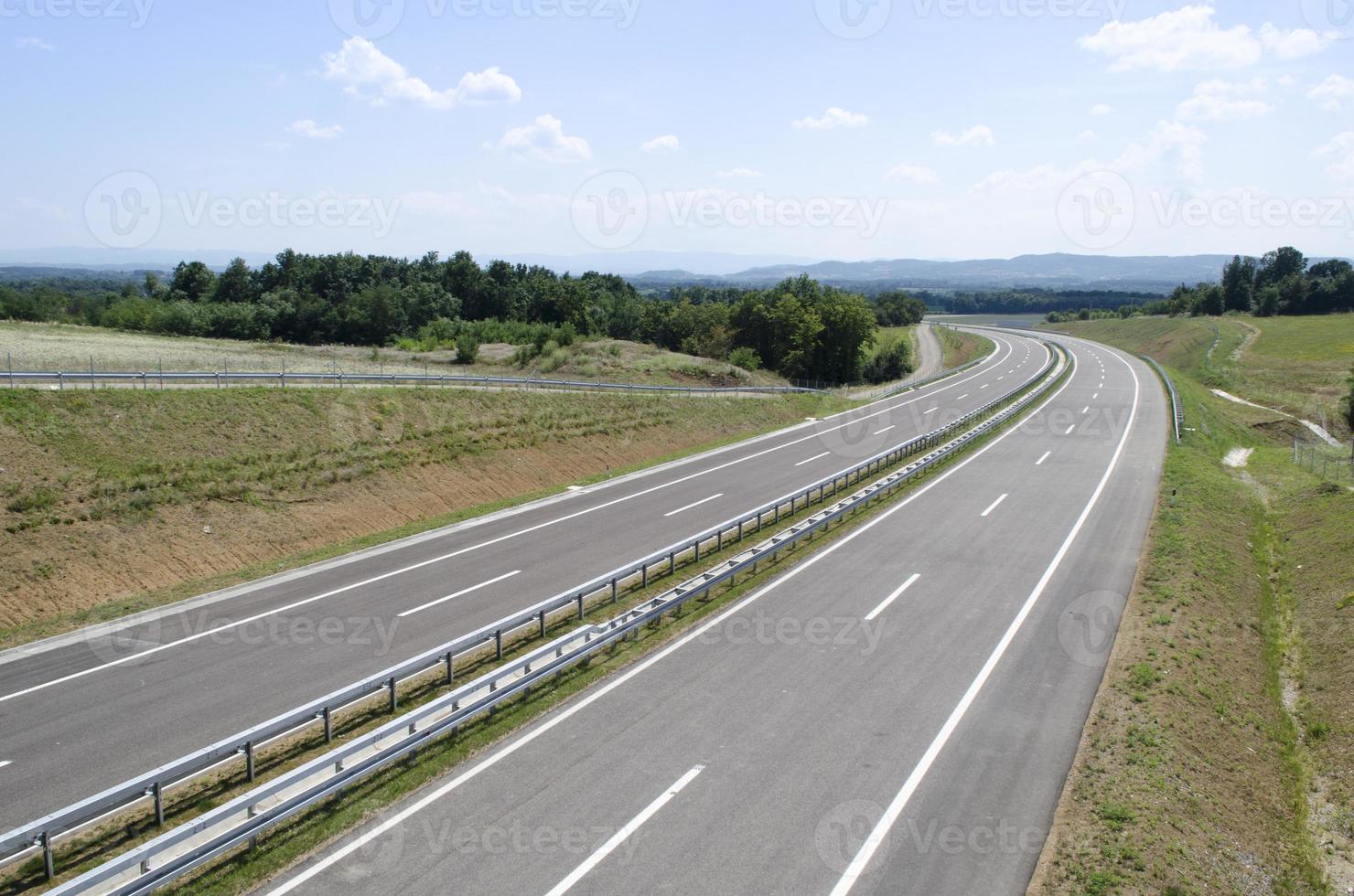 snelweg 11 foto