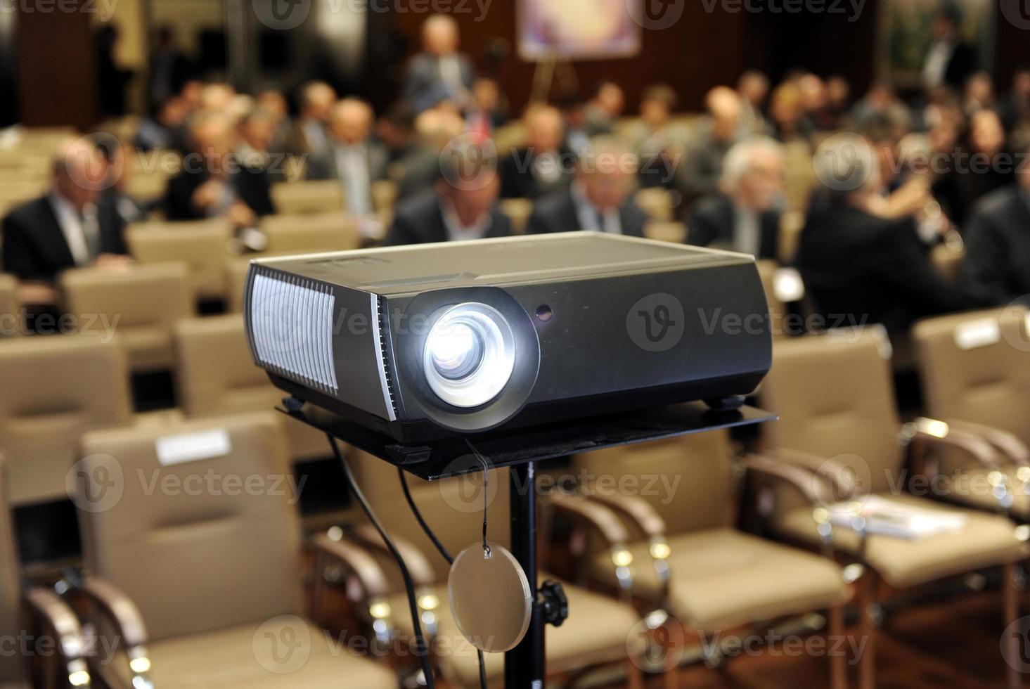 zakelijke bijeenkomst presentatie foto