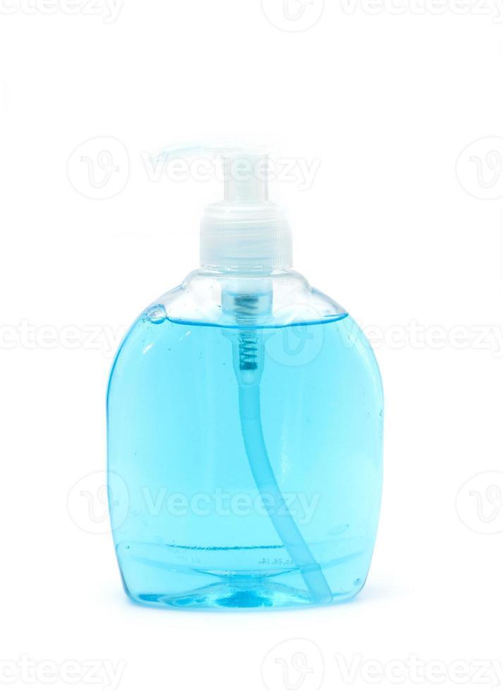 vloeibare zeep foto