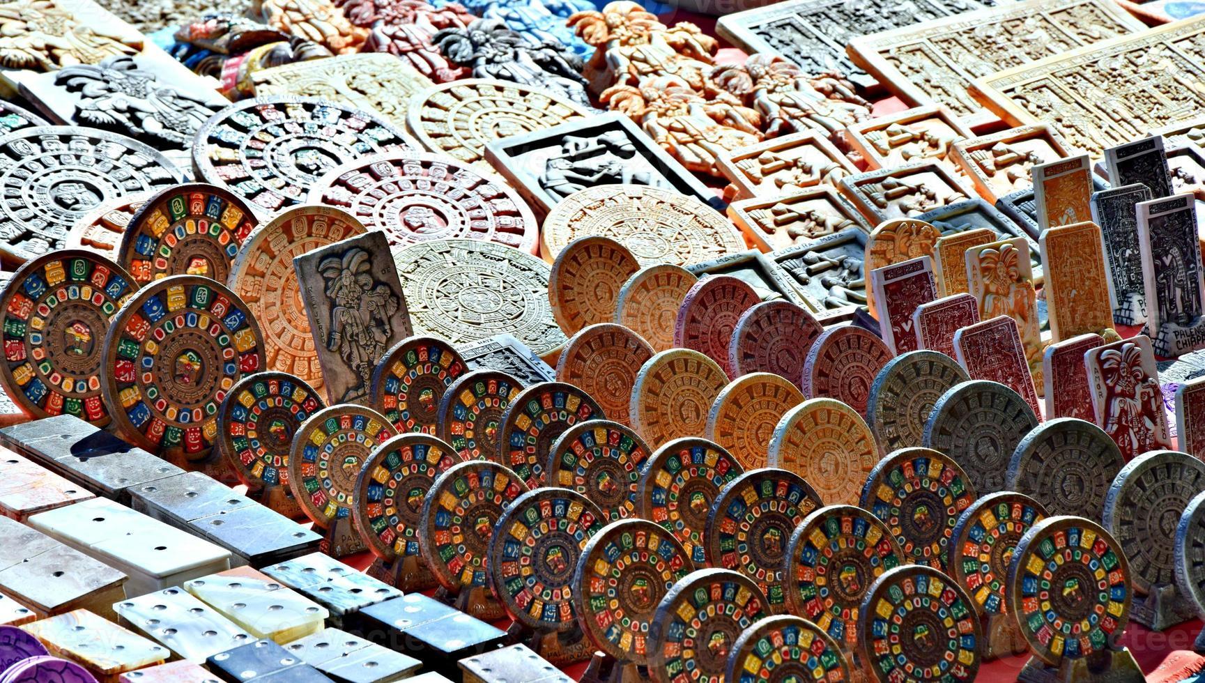 maya souvenirs foto