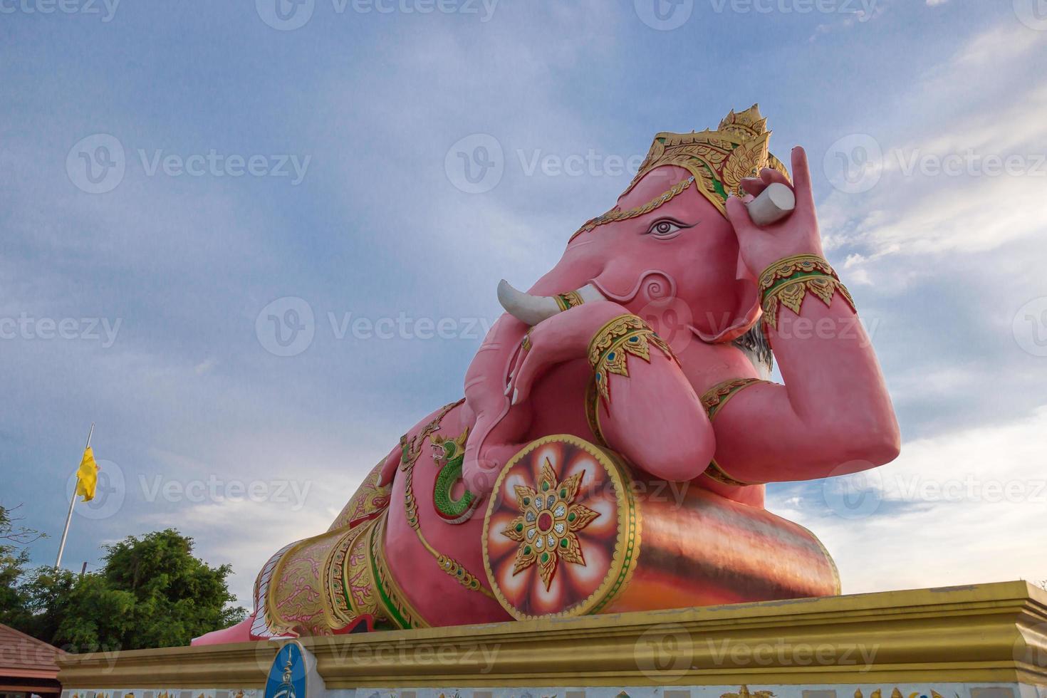 ganesha standbeeld foto