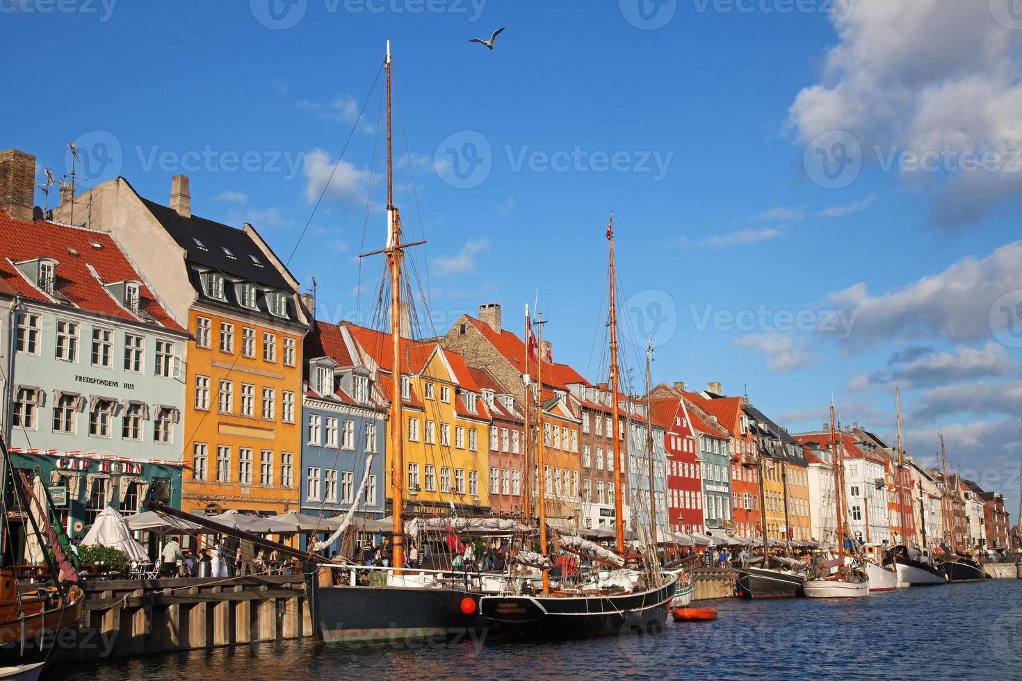 Kopenhagen foto