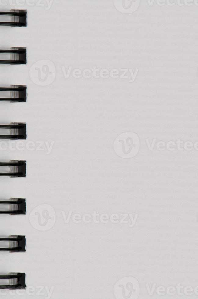 notebook close-up foto