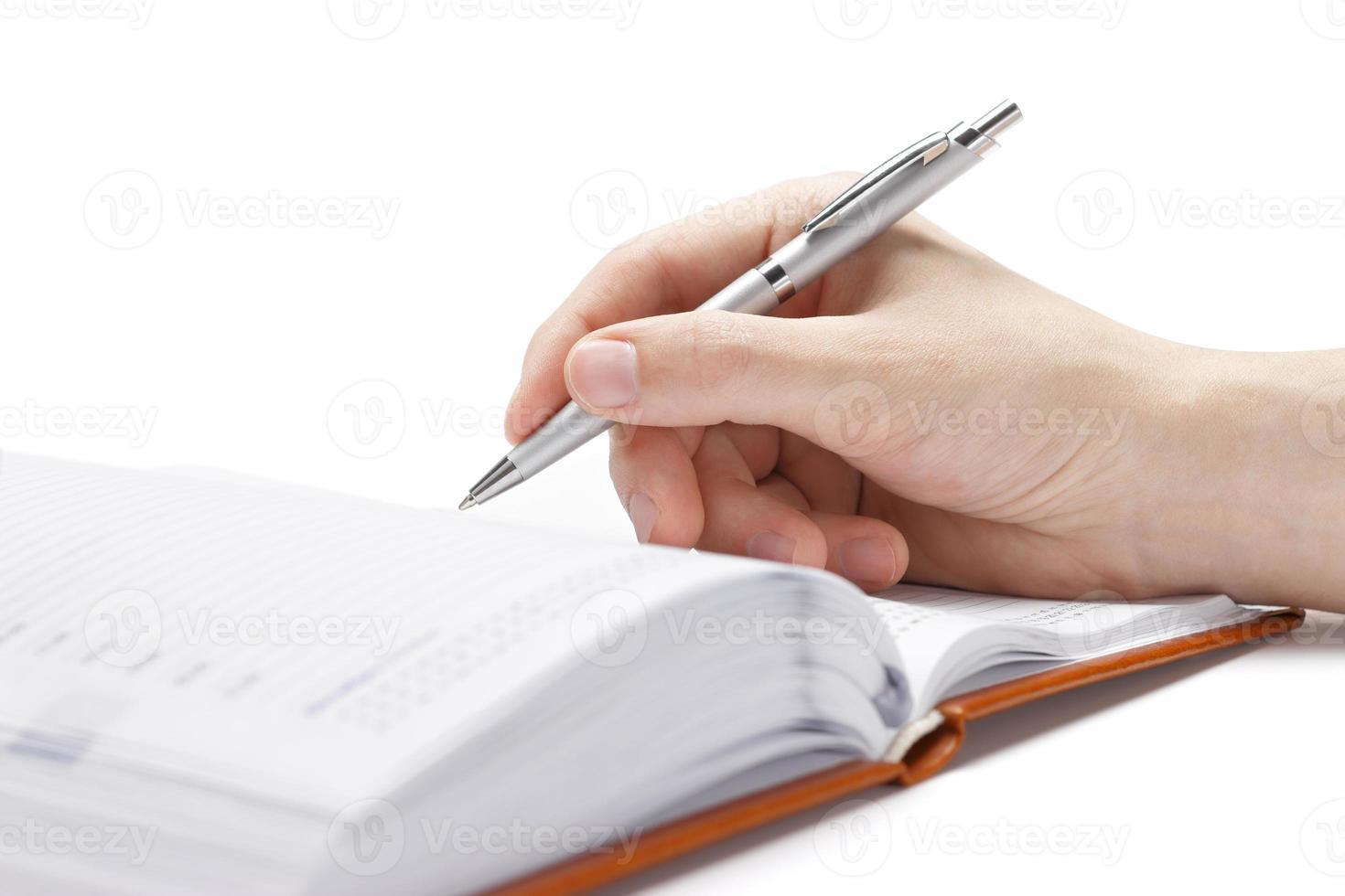 dagboek foto