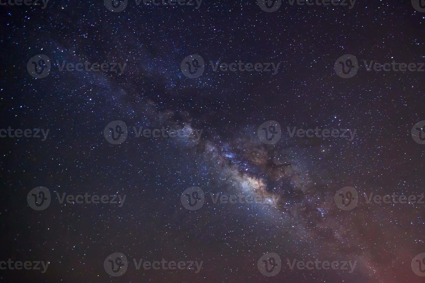 Melkweg. foto met lange belichtingstijd.