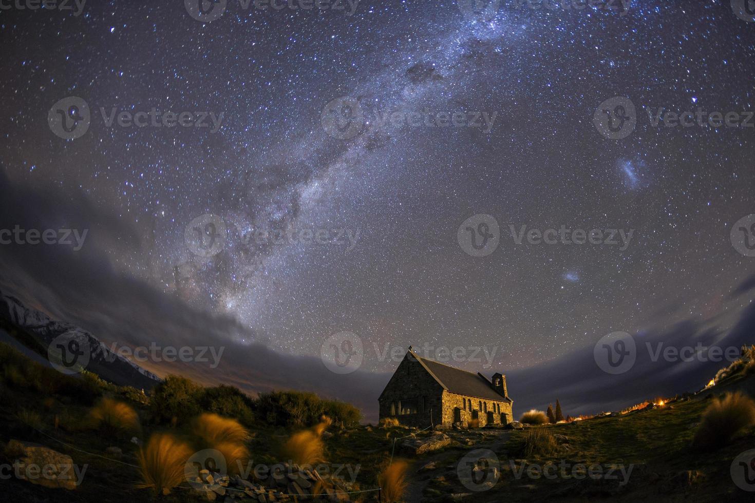 Melkweg foto