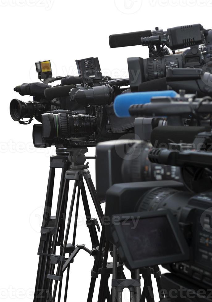 persconferentie foto