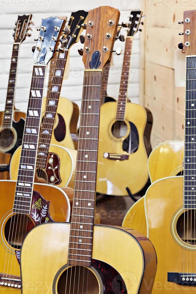 gitaren foto