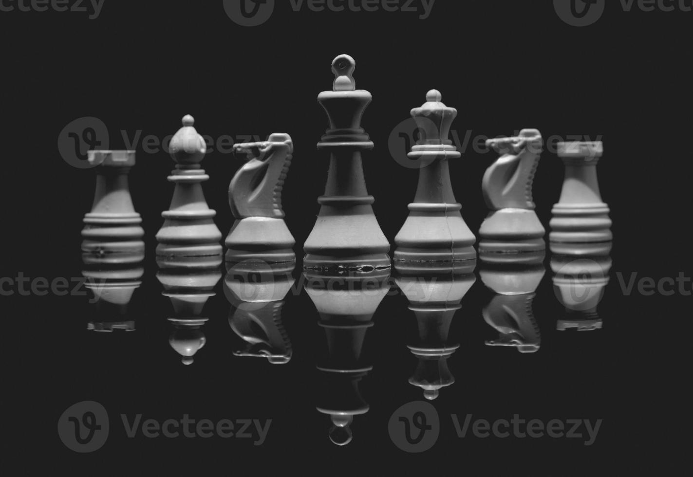 schaaksets foto