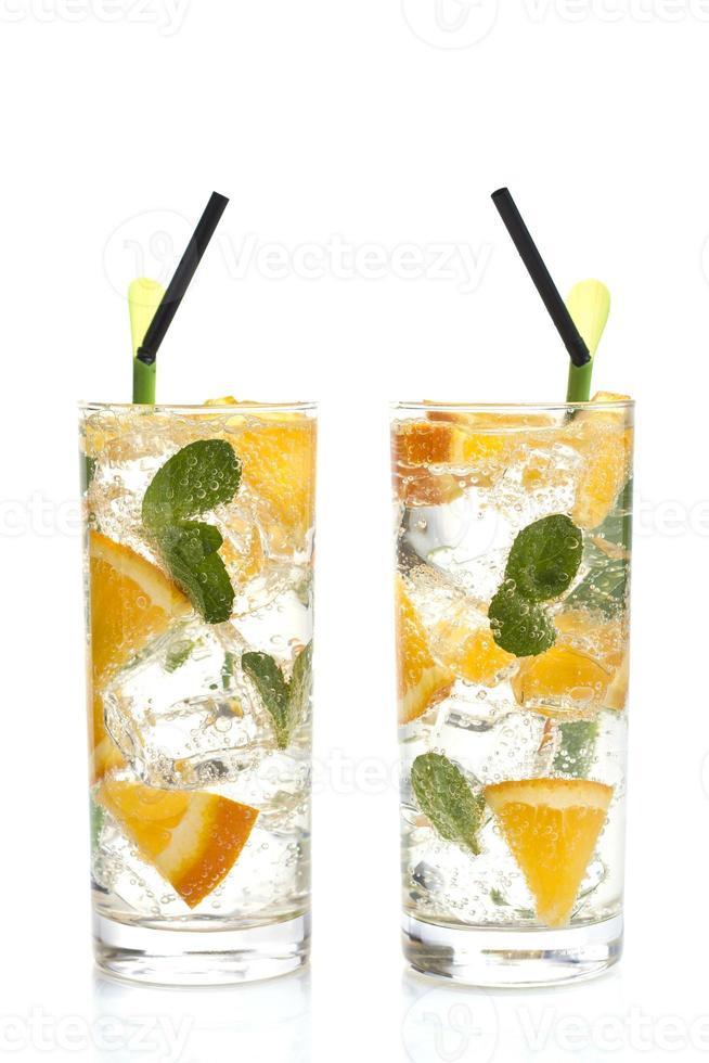 verfrissende drankjes foto