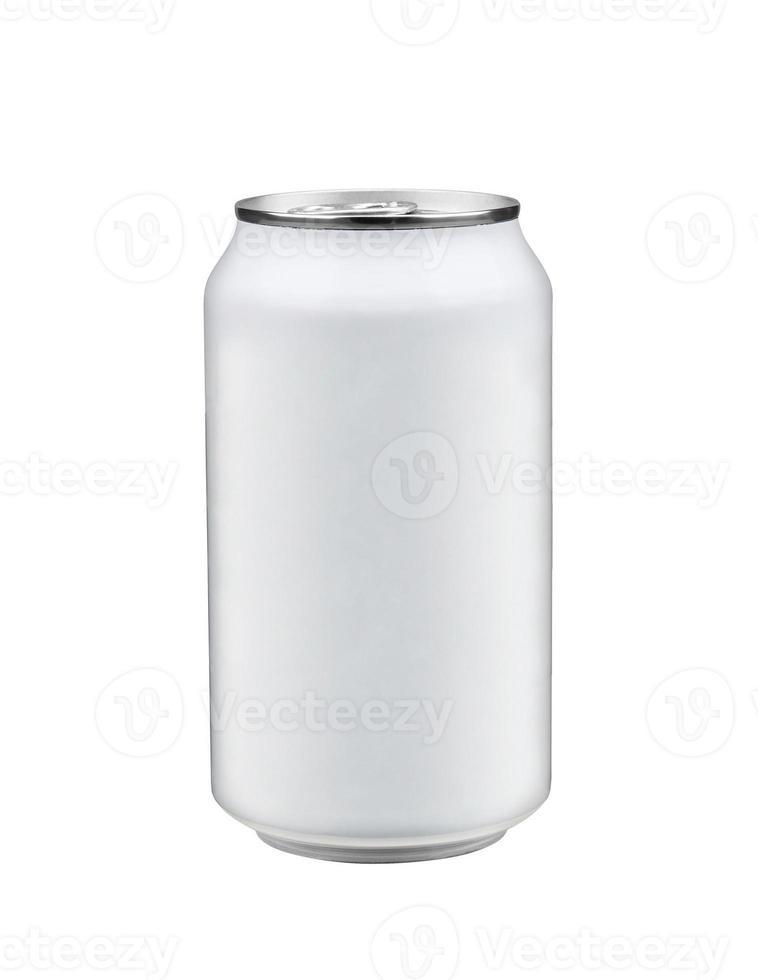 aluminium blikje foto