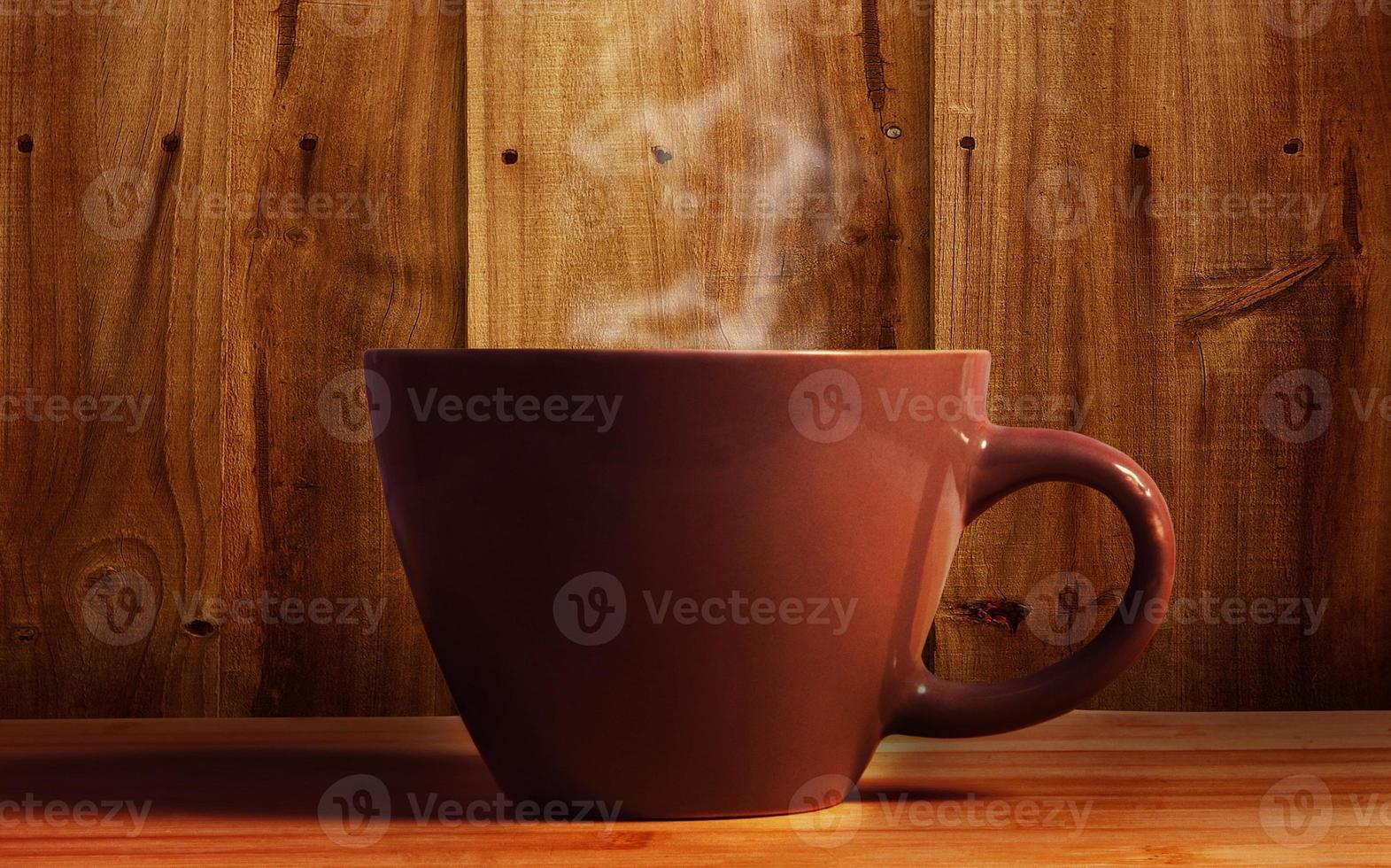 warme drank foto