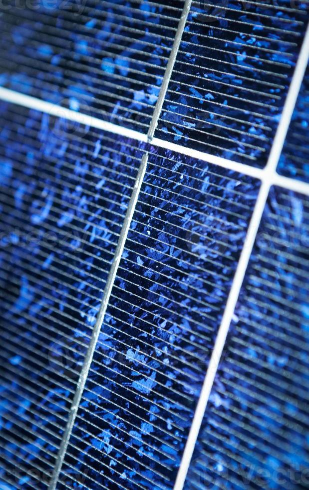 zonnepaneel - voorraadbeeld foto