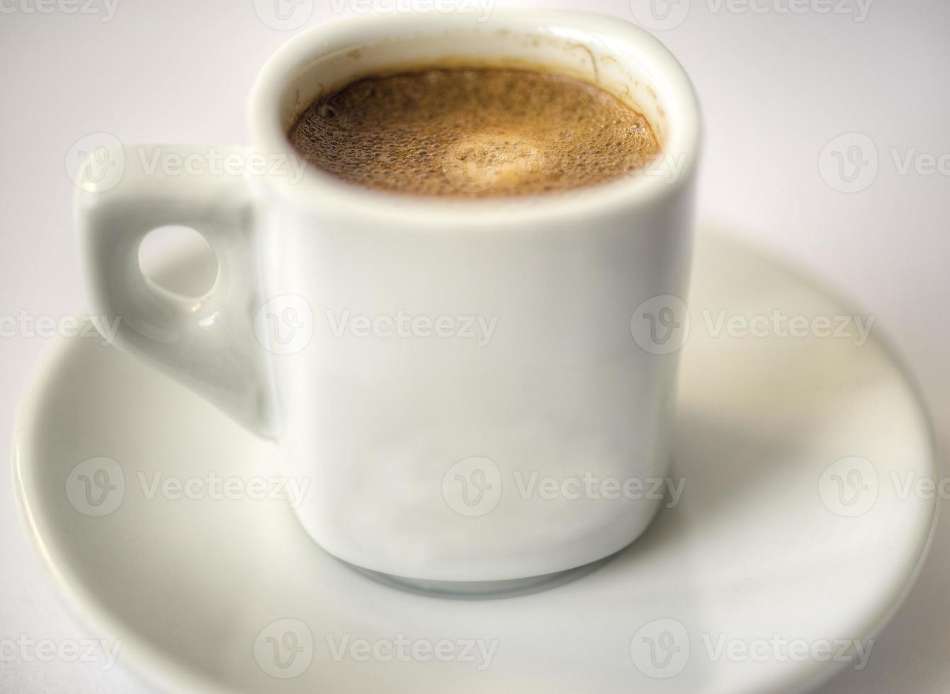 espresso drankje foto