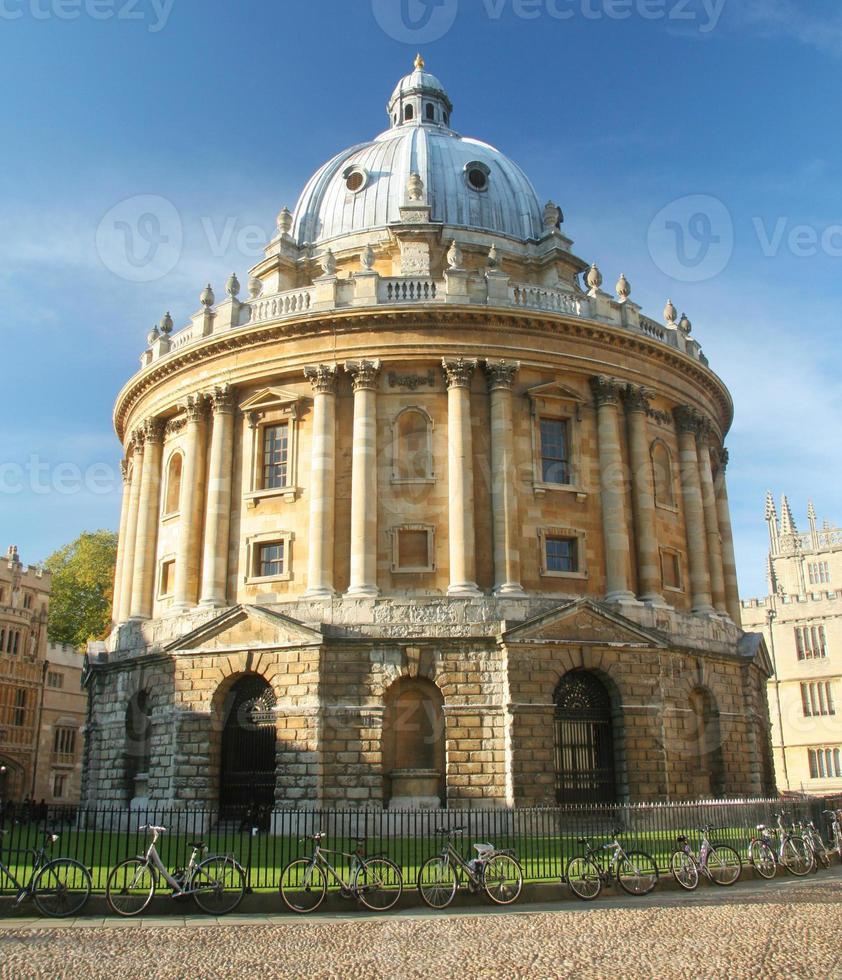 Radcliffe camera, Oxford foto