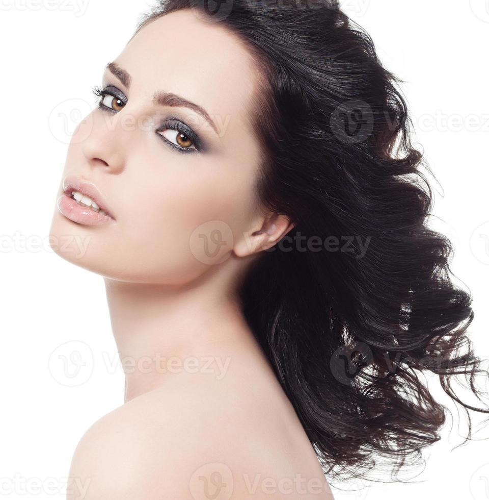 vrouw schoonheid foto