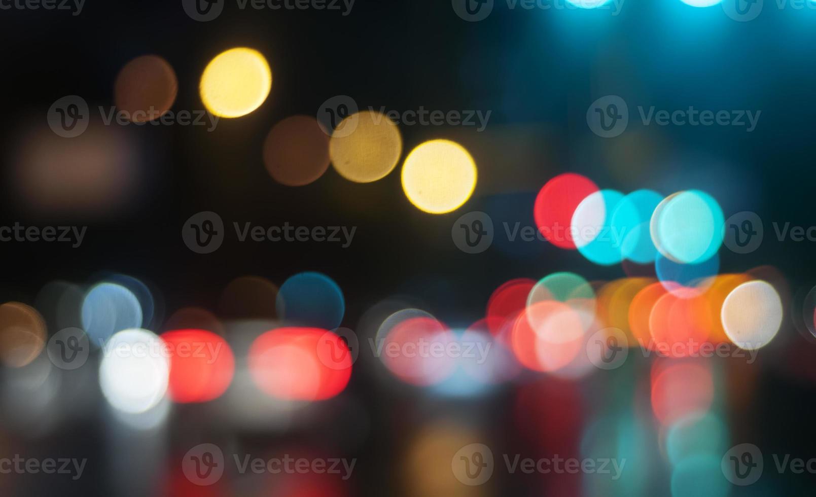 een een mooie achtergrond op donker foto
