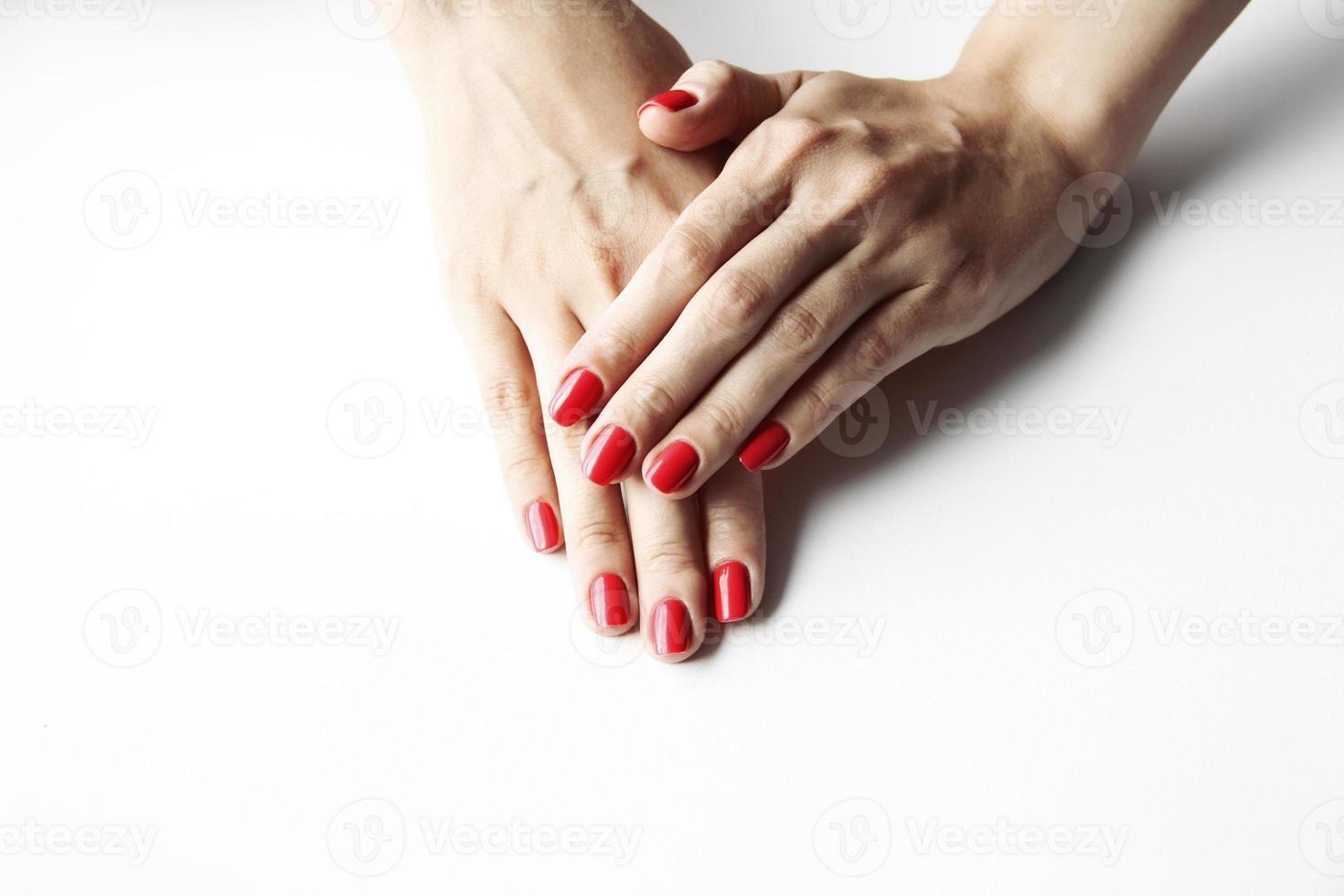 manicure foto
