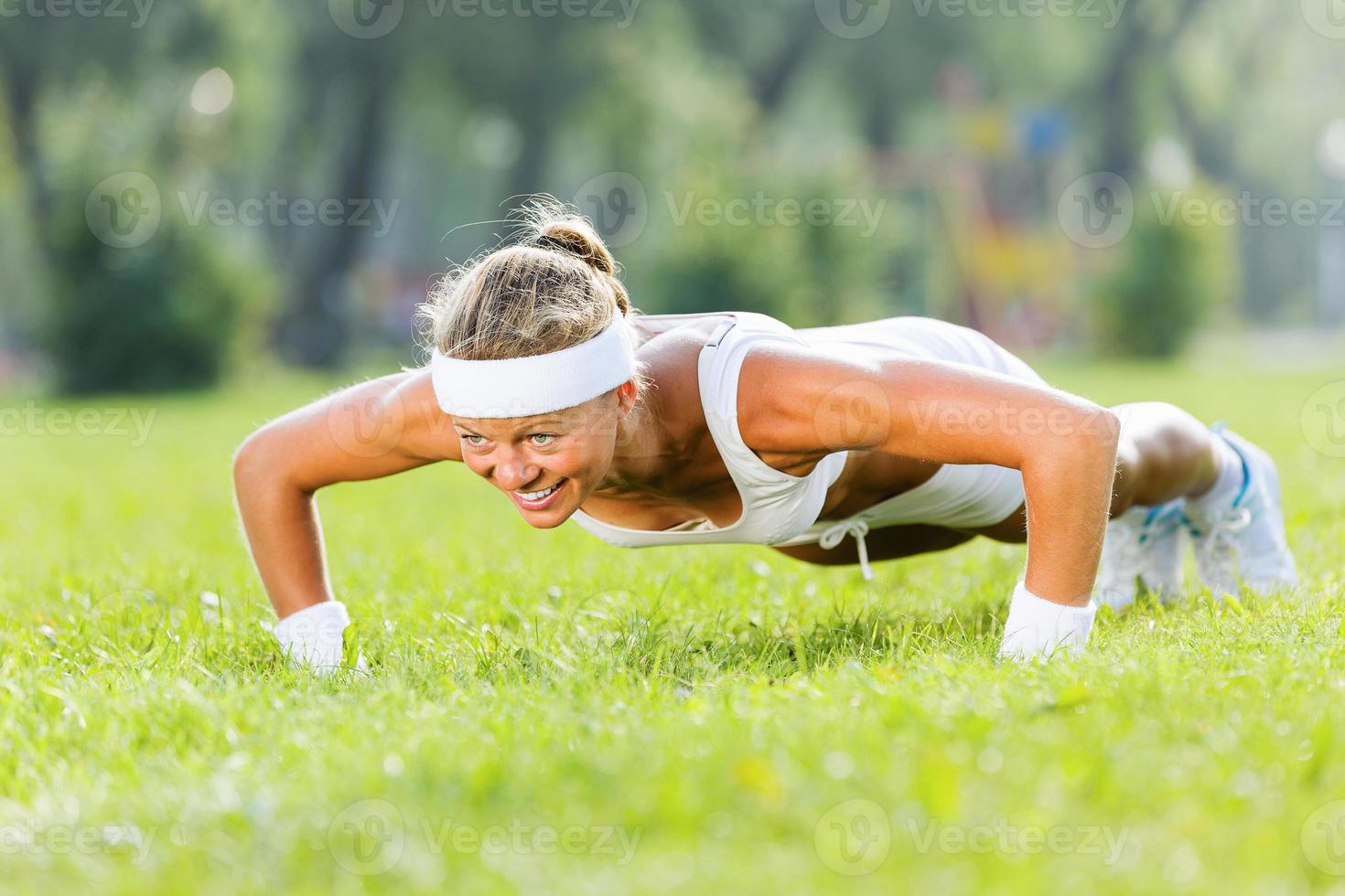 outdoor training foto