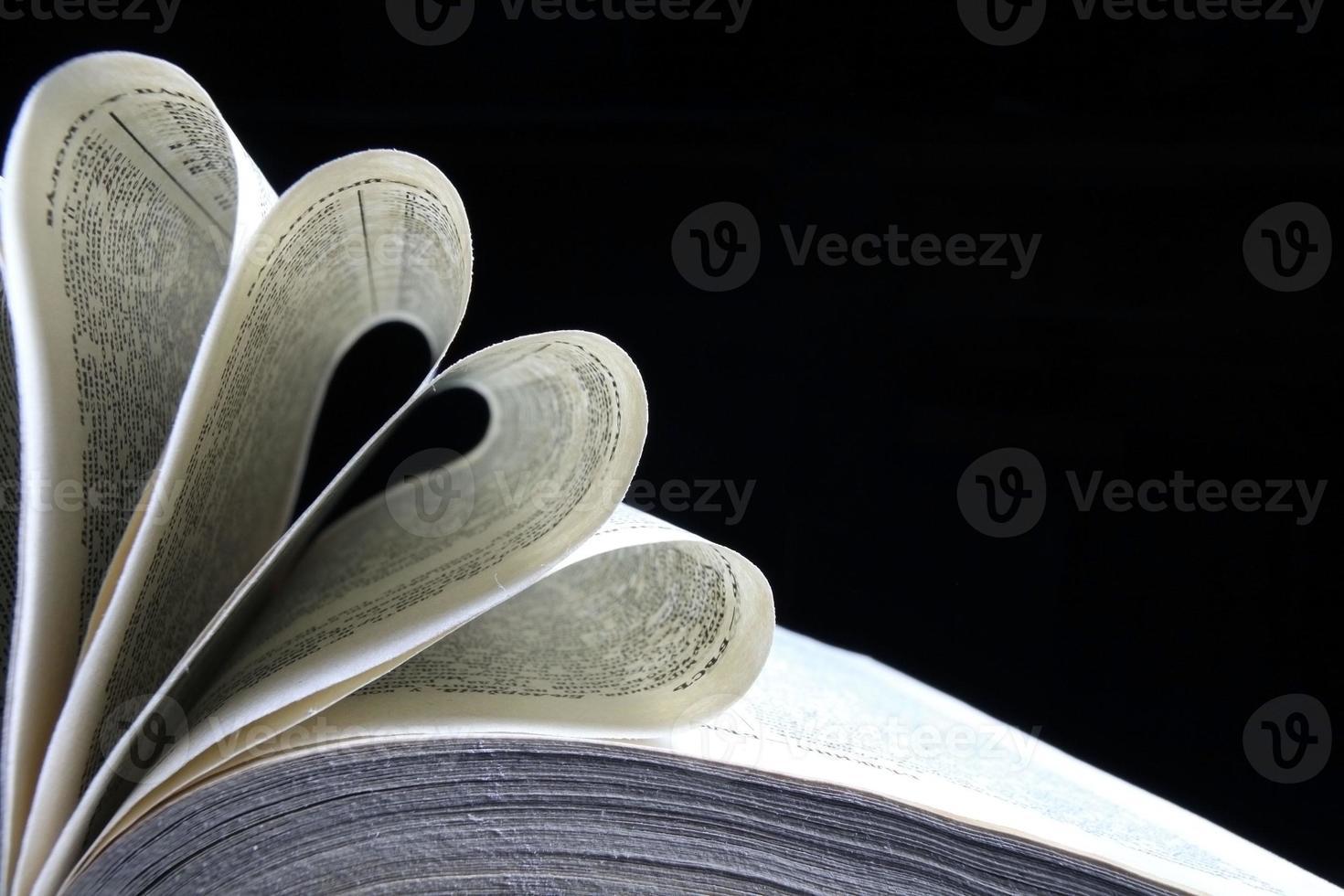 boek pagina foto