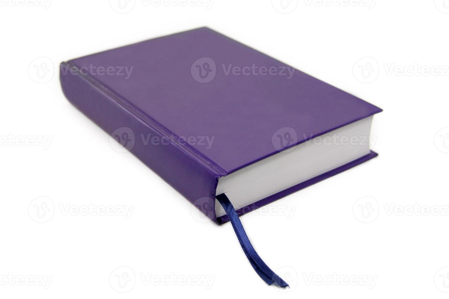 blauw boek foto