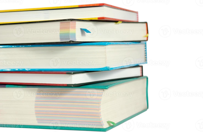 stapel boeken foto