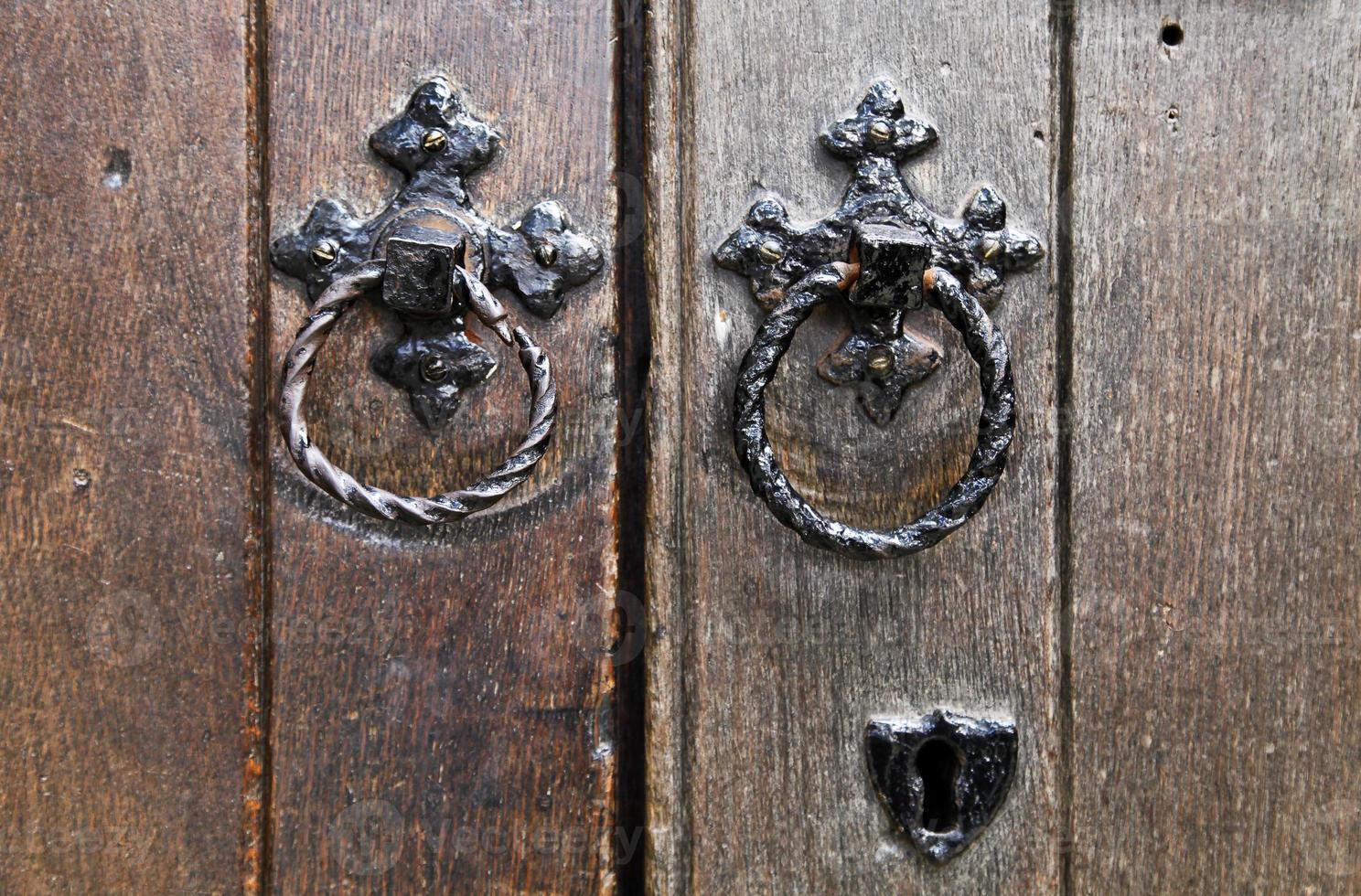 Tower of London - deurklopper foto