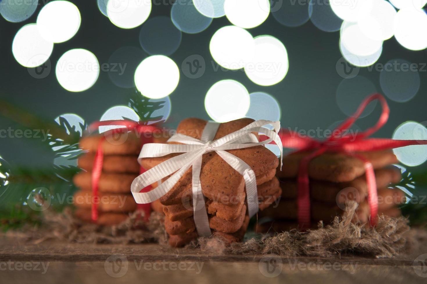 Kerstster foto