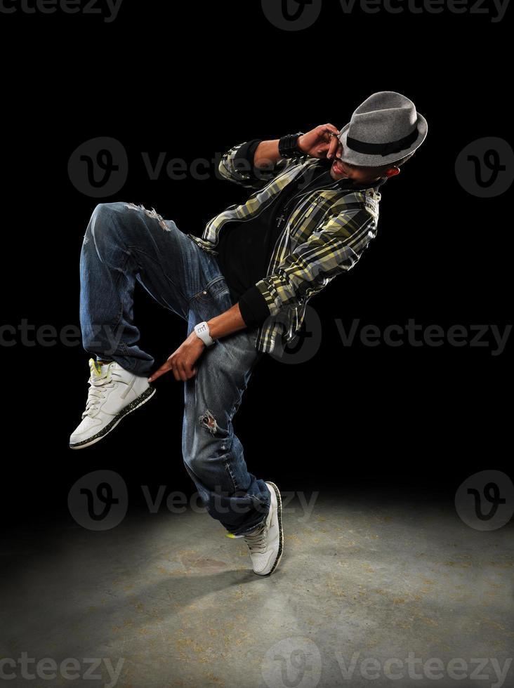 hip hop danser foto