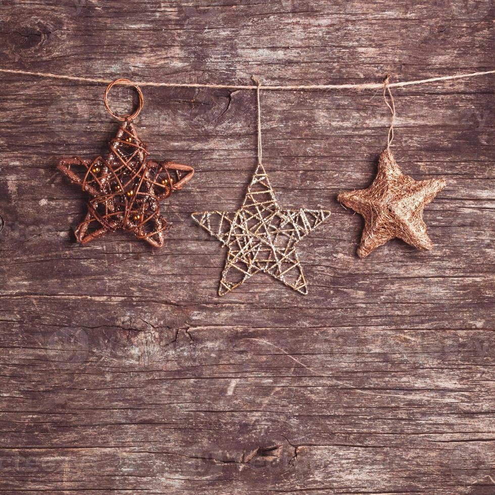 kerst sterren foto