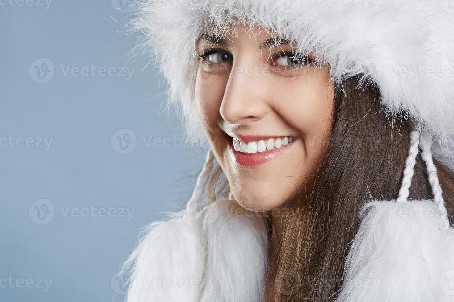 als een sneeuwvlok foto