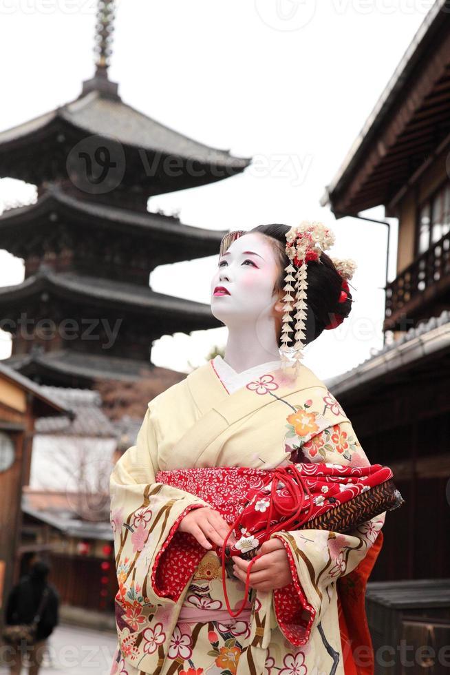 geisha foto