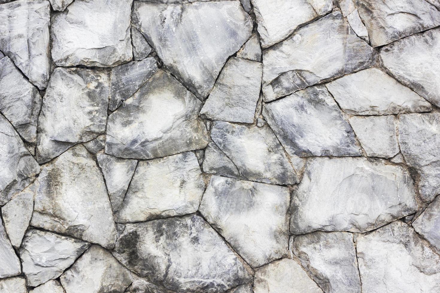 stenen muur patroon foto