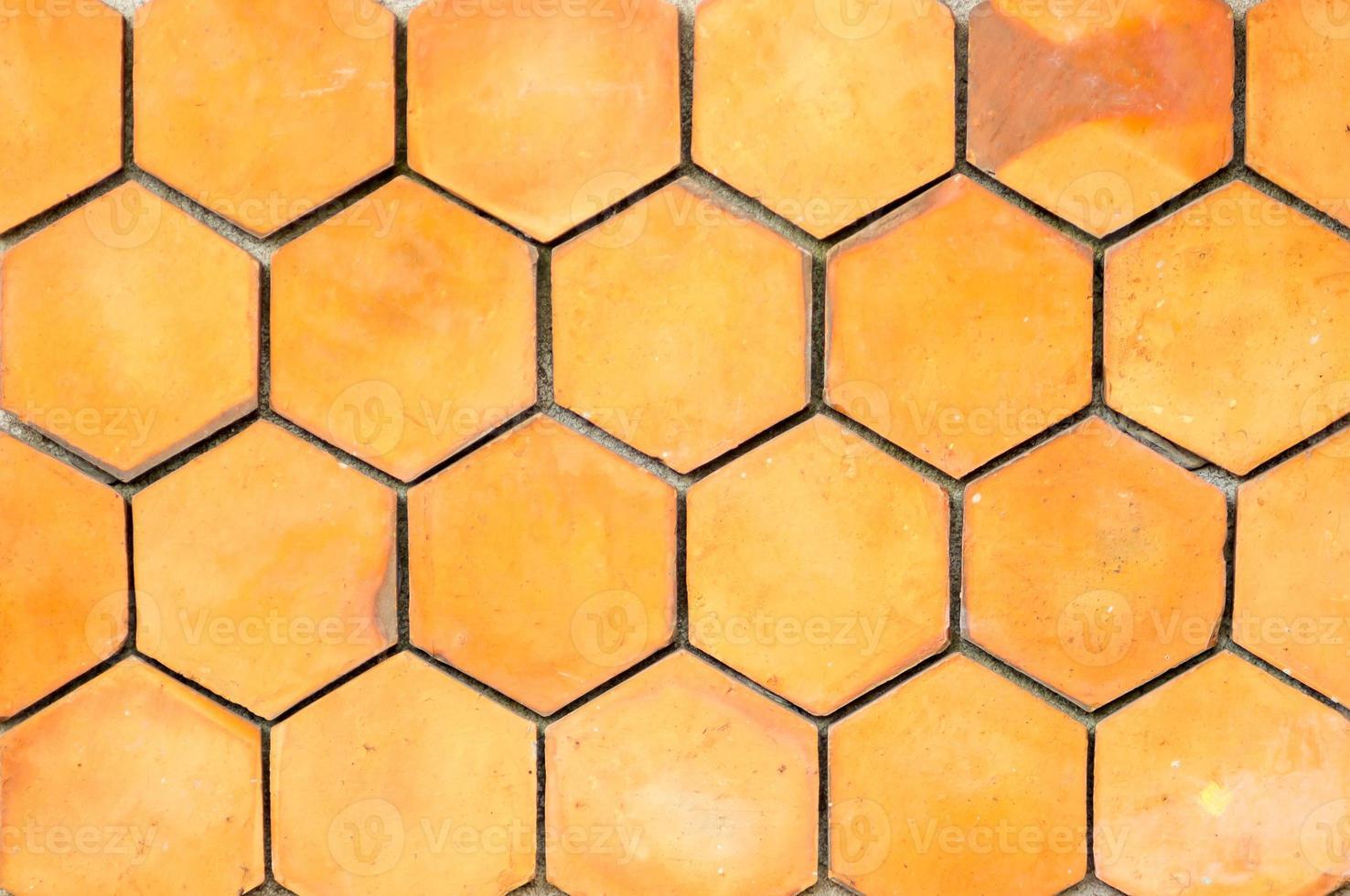 naadloze patroon van honingraat foto