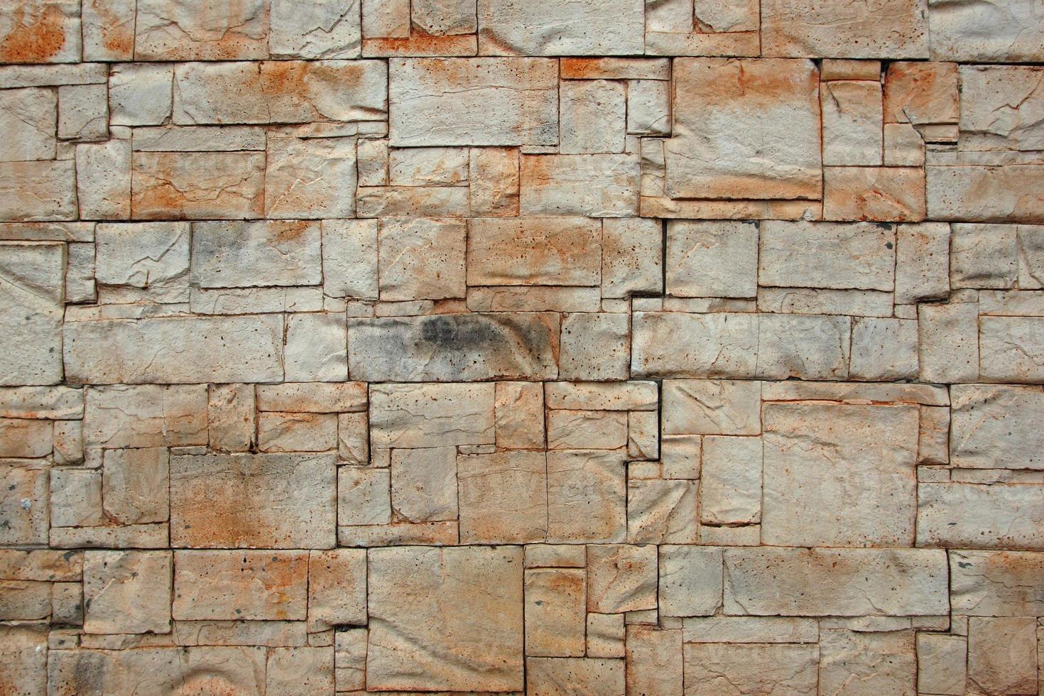 decoratief natuursteenpatroon foto