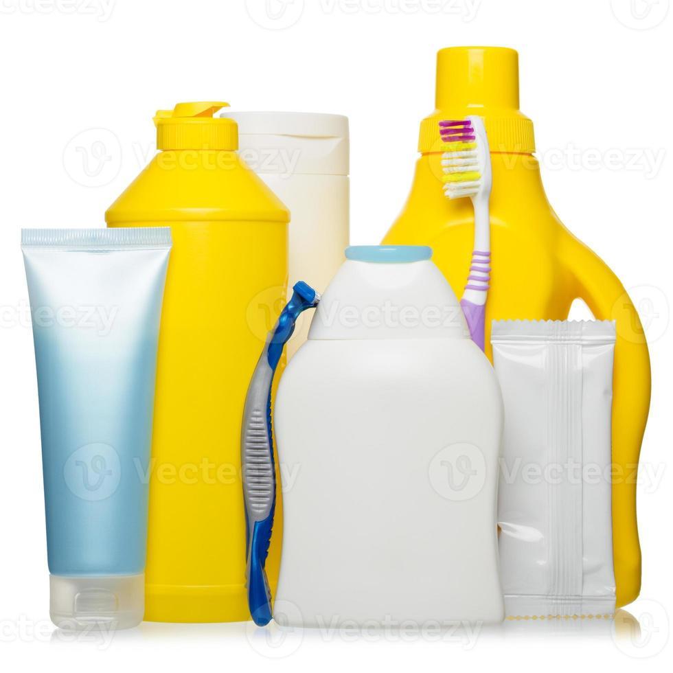 gezondheidszorg, hygiëne en schoonmaakproducten foto