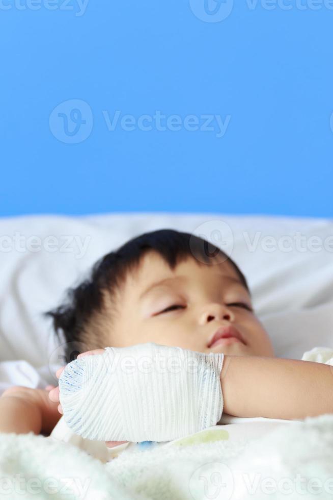 patiënt van kinderen foto
