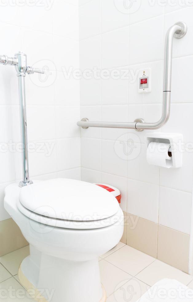 toilet voor patiënt foto