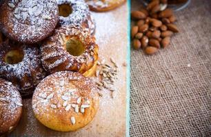 kaas muffins foto